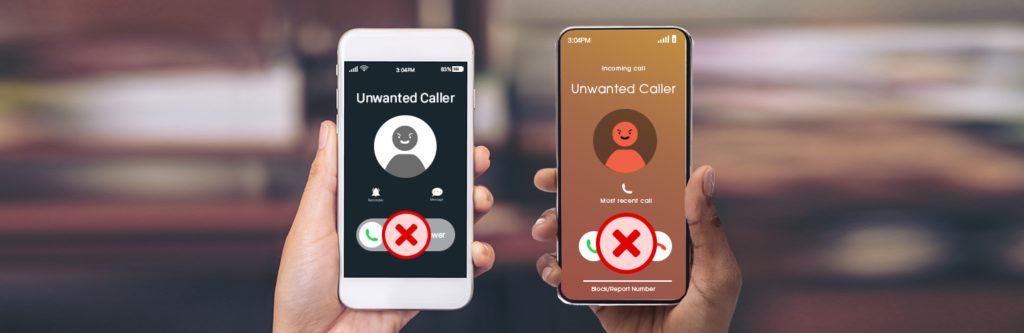 Block Calls on Smartphone
