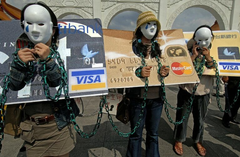 What are the Most Terrifying Credit Card Scares?